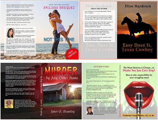 book cover designs print ready